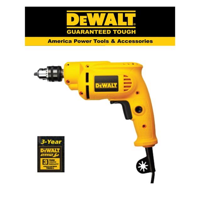 DEWALT DWD014- 10MM ROTARY DRILL 550W