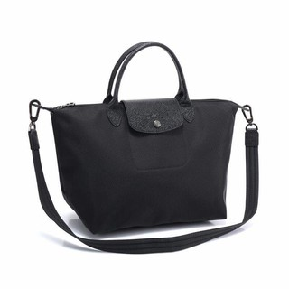 a34bd6a2b Longchamp Sling Bag ( Le Pliage Neo Canvas Medium ) | Shopee Malaysia