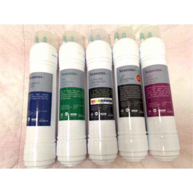 10 inches Halal Korea 5STAGE Water Filter / Dispenser Cartridge