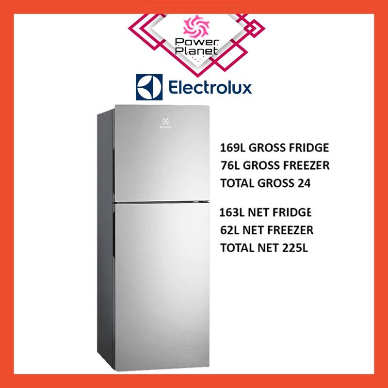 Electrolux Fridge ETB2502HA 225L Inverter Top Mount Fridge Refrigerators ETB2502H-A