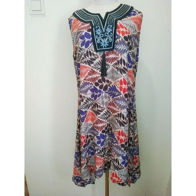 New Arrival Batik Dress (民族风裙)