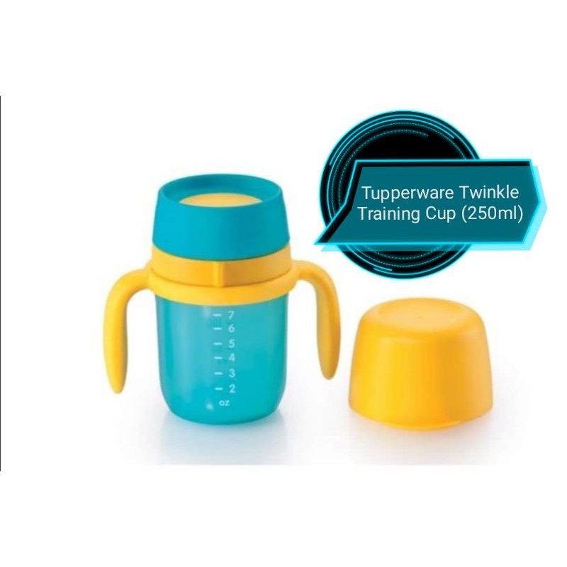 ✳️Tupperware Twinkle Training Cup(1pc)✳️