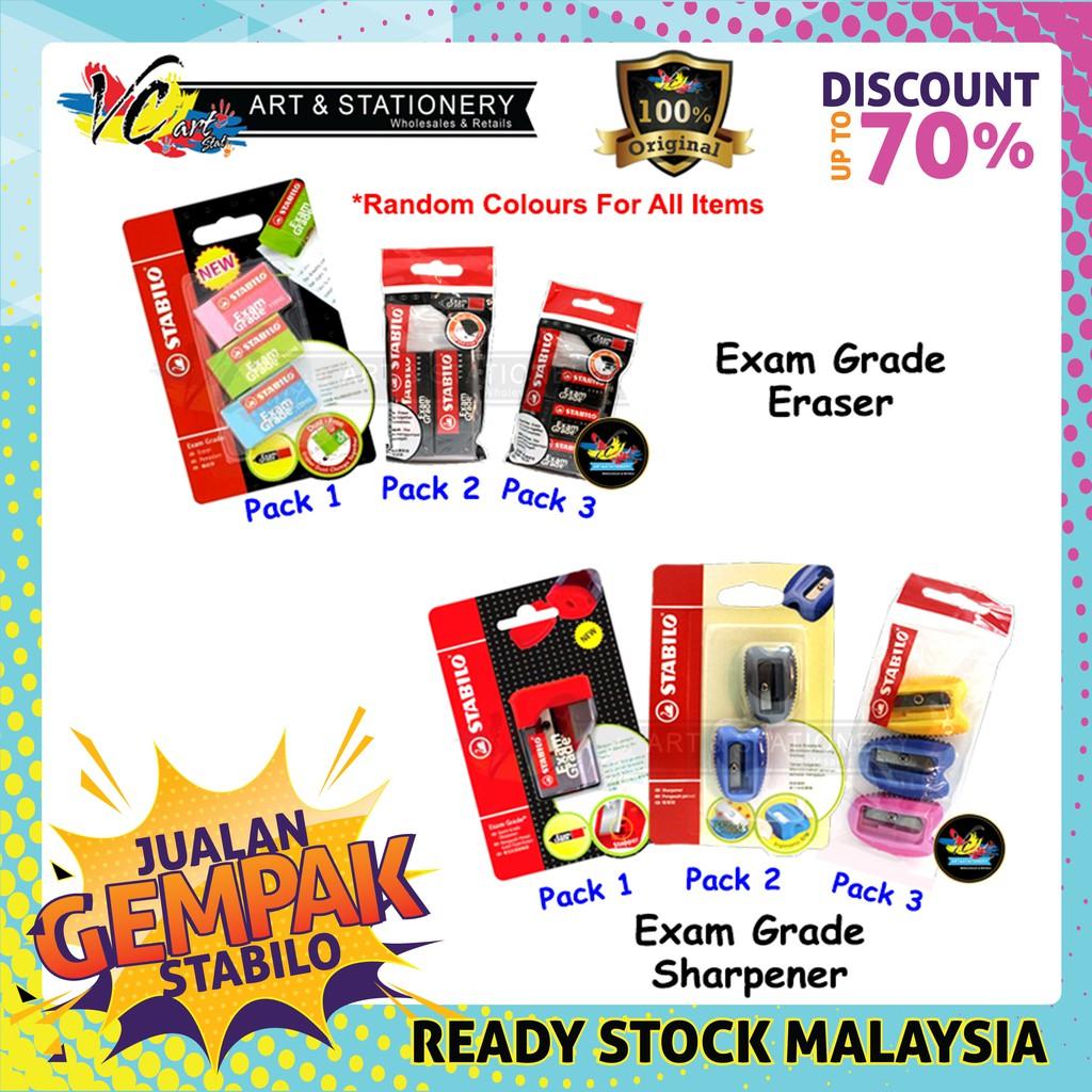 [VC-ART MY] Jualan Gempak Stabilo - RM 3 00 Set (Per Pack)