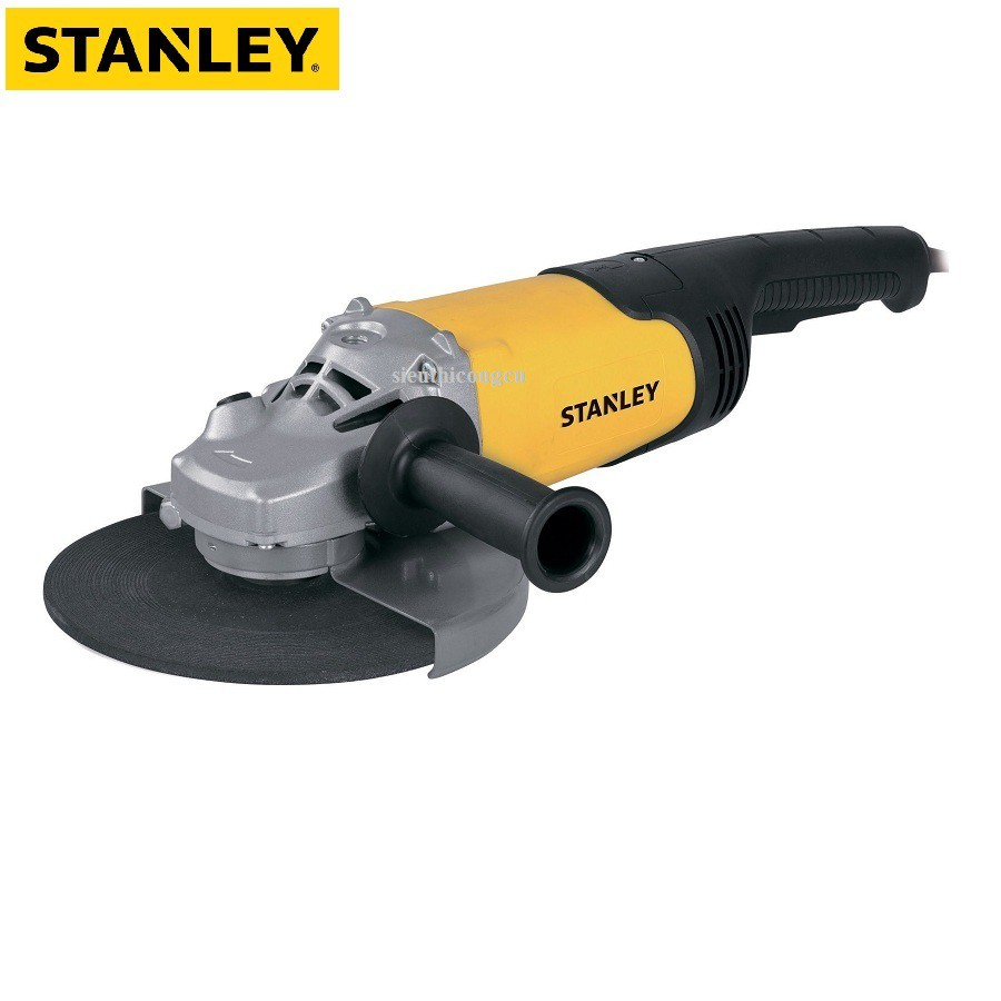 SGM145 STANLEY MEDIUM ANGLE GRINDER 1400W 125MM 5INCHES