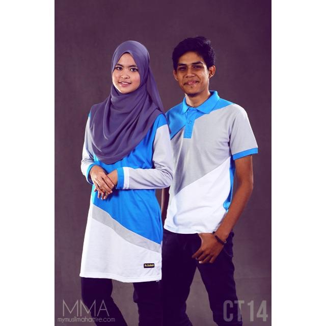 b9827584db6 T-Shirt Couple Muslimah | Shopee Malaysia