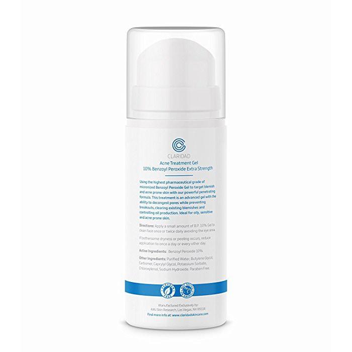 Benzoyl Peroxide 10 Acne Treatment Gel | Shopee Malaysia