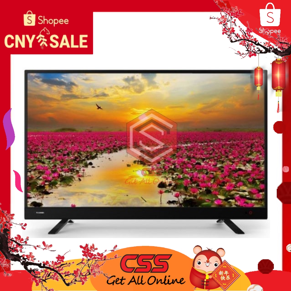 "Toshiba 55"" Full HD LED TV 55L3750VM with Digital DVBT2"