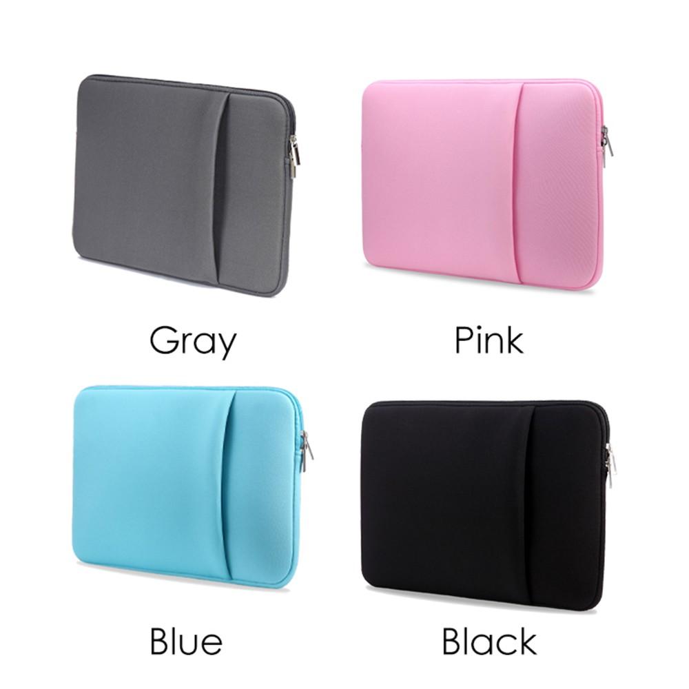 """Ĕ 11""""/12""""/13""""/14""""/15""""/15.6""""/17"""" B2015 Laptop Sleeve Soft Zipper Pouch Bag  Case"""