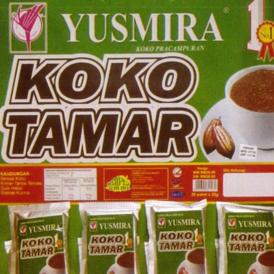 YUSMIRA KOKO TAMAR (20 sachet)
