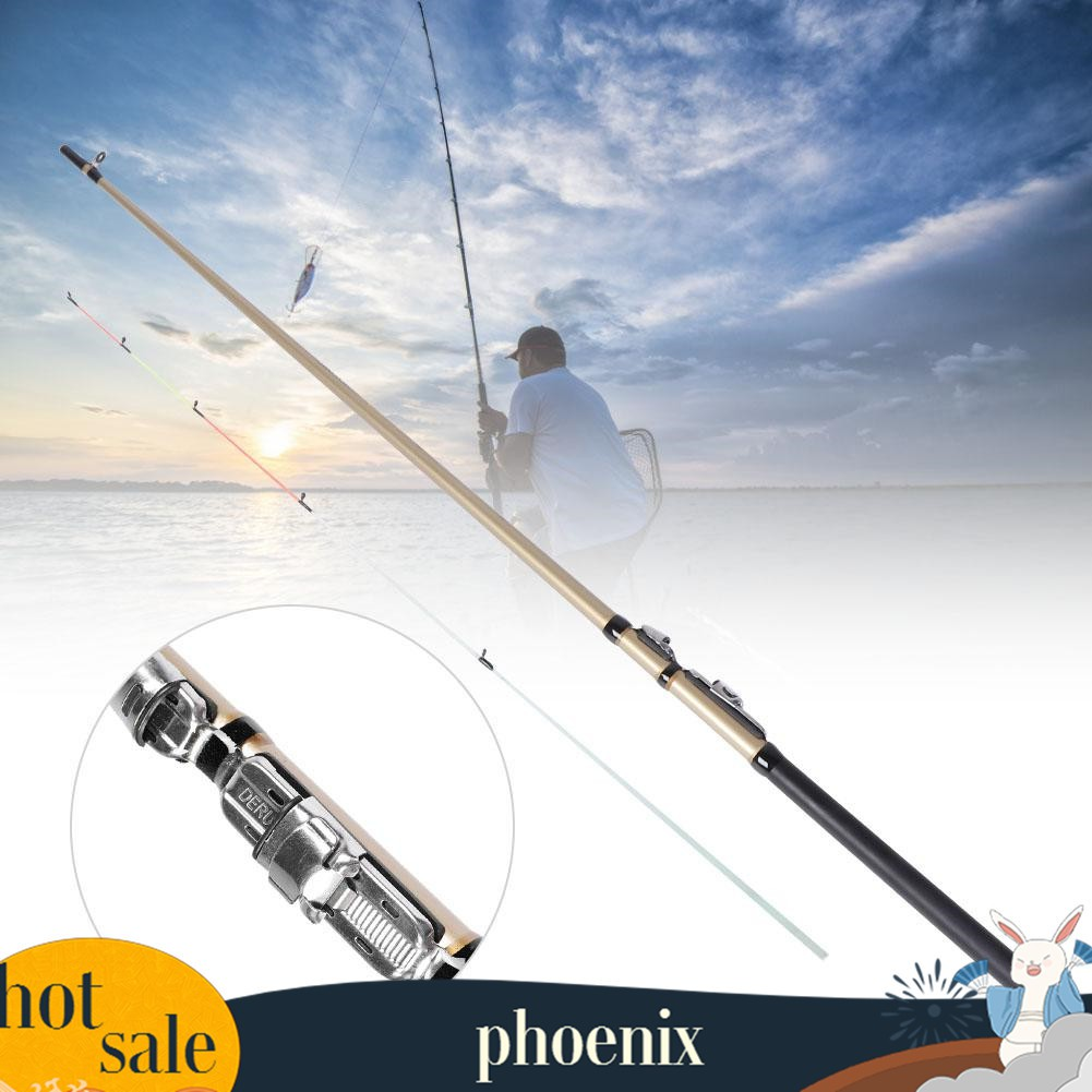 Cuticate Telescopic Fishing Rod And Reel Combos Spinning Fishing Pole Ultralight
