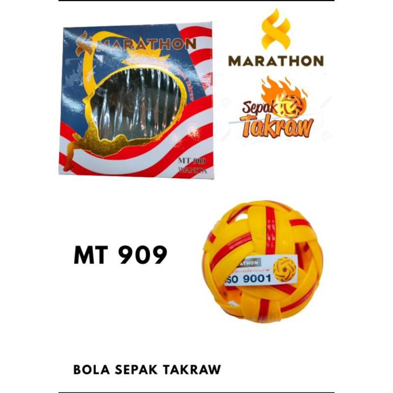 MARATHON SEPAK TAKRAW  !!  !! MT 909 UNTUK WANITA  !!  !!