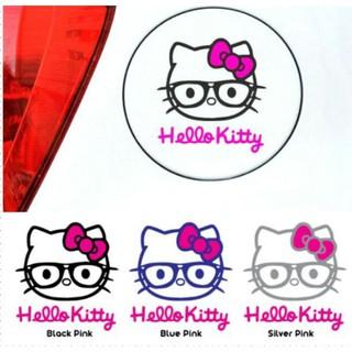cd1ce5c6a Fun Car Sticker Hello Kitty Body Fuel Tank Car Styling Personality   Shopee  Malaysia