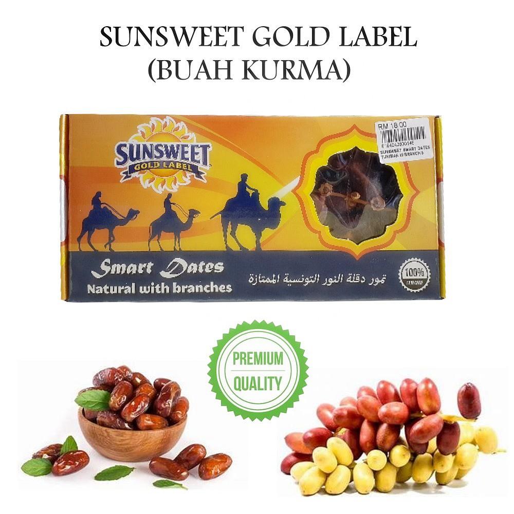 Sunsweet Gold Label (Buah Kurma)