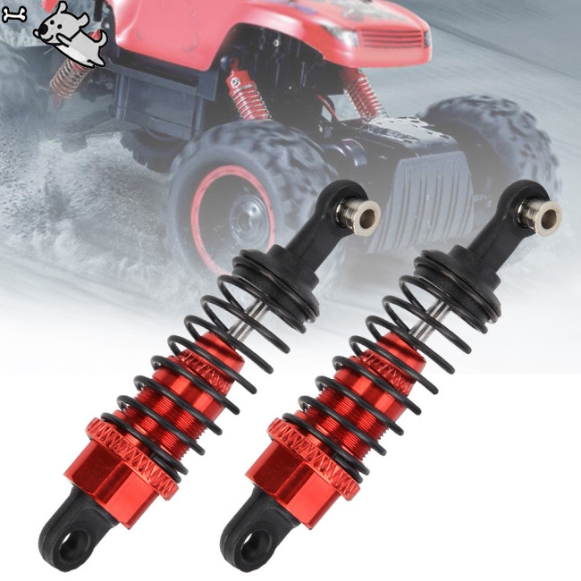 1//18 RC Electric Car Model Shock Absorber A949-55 for Wltoys A969 Red