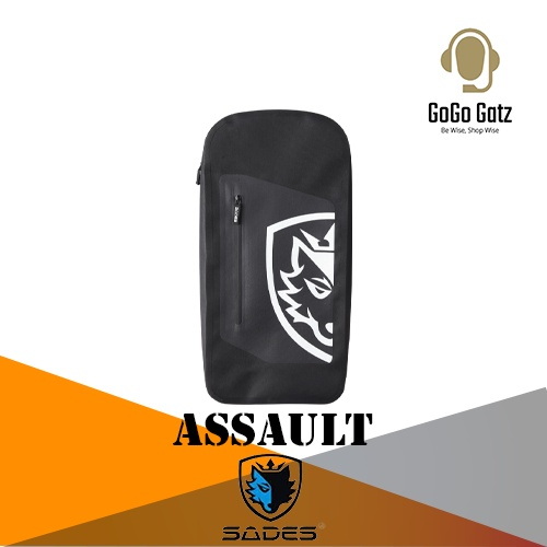 {SD-ASSAULT-BLUE} Sades Assault Professional Gaming Backpack