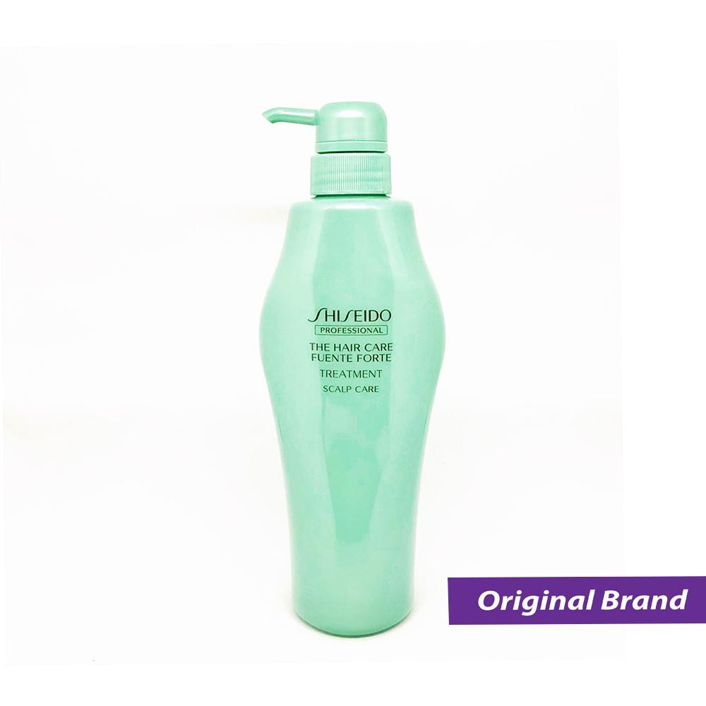 Shiseido FUENTE FORTE Treatment - Scalp Care 500ML