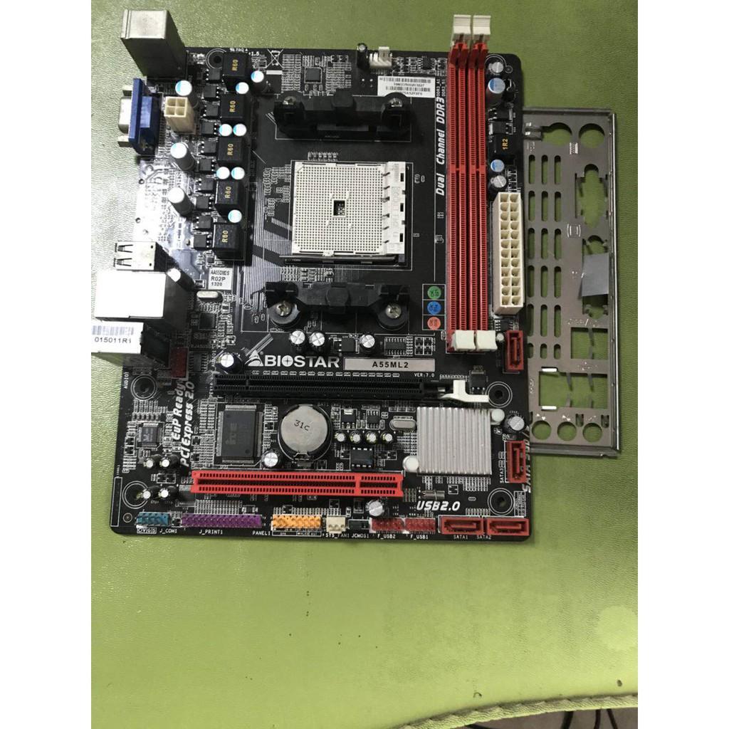 BIOSTAR A55ML2 LAN DRIVER DOWNLOAD