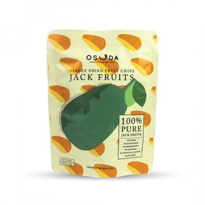 Osuda Freeze Dried Jackfruits 20g