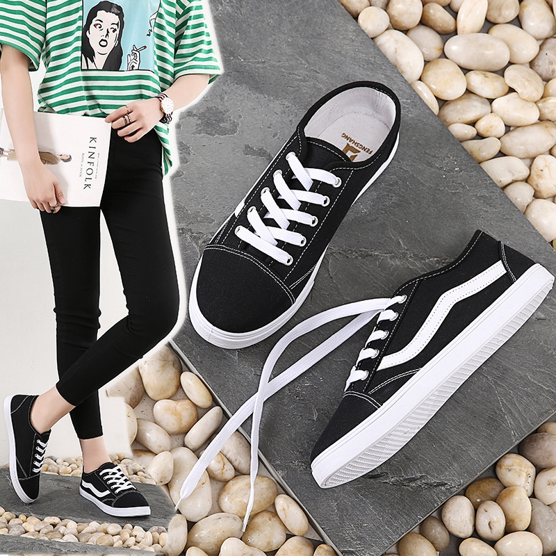 f190d0a5f6f0 💓READY STOCK original Fila women s flat sports running shoes breathable  student