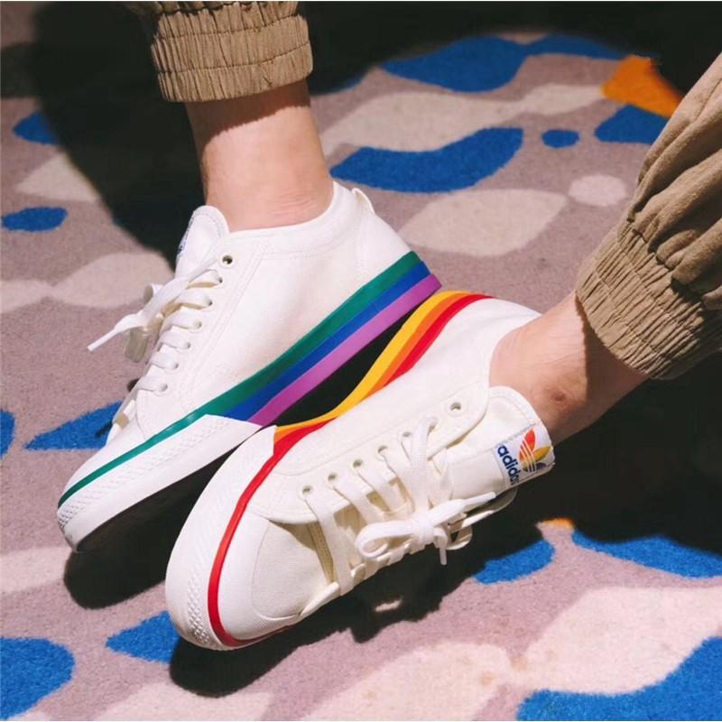 Suradam lukker Lily adidas rainbow shoes Retningslinier ihærdige skud