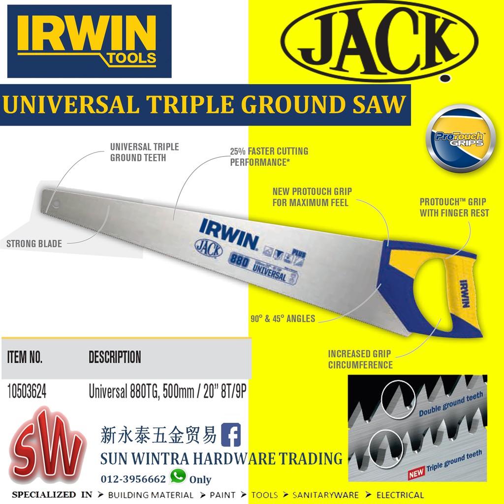 IRWIN PLUS880 20