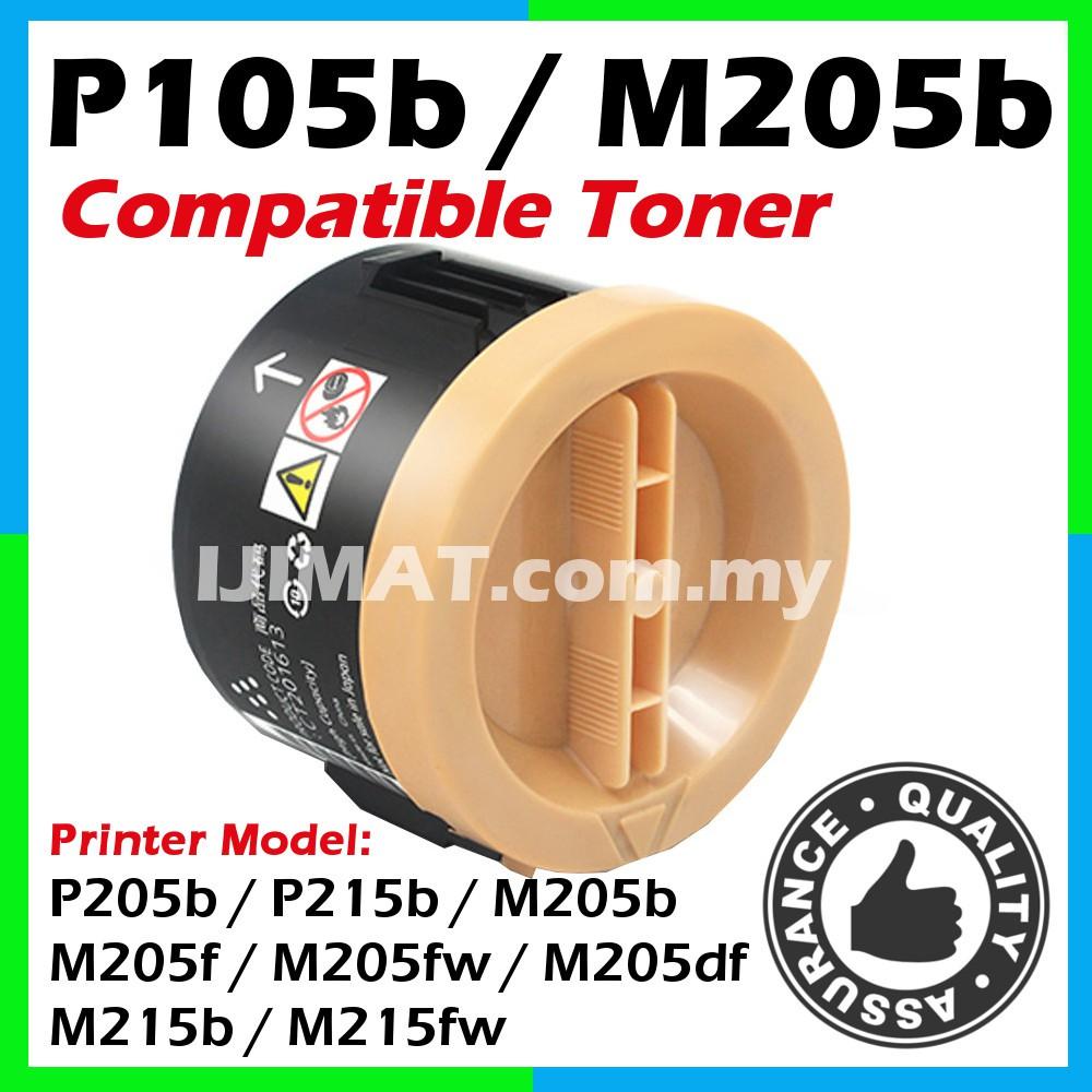 Fuji Xerox CT201610 M205b M205f M205fw M205df M215b M215fw P205b P205 P215b  AAA Quality Compatible Laser Toner Cartridge