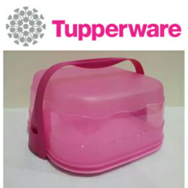 Tupperware Fresh and fancy Cake Carrier (1) 6L