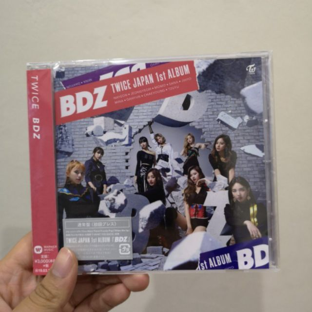 Twice bdz album ready stock