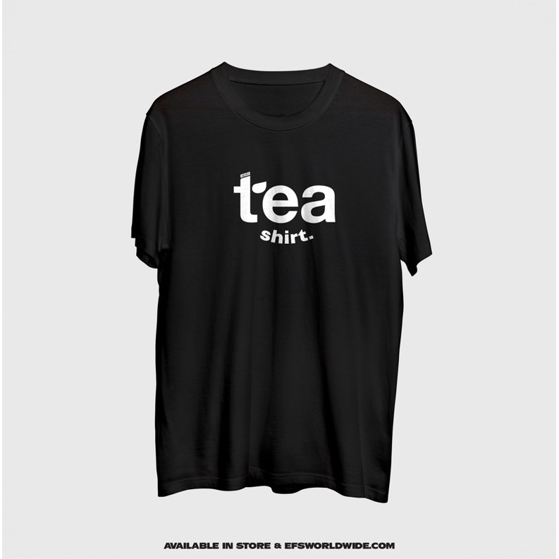 [ MUST HAVE ] T-SHIRT FOR TEA LOVER 100% SUPER COTTON