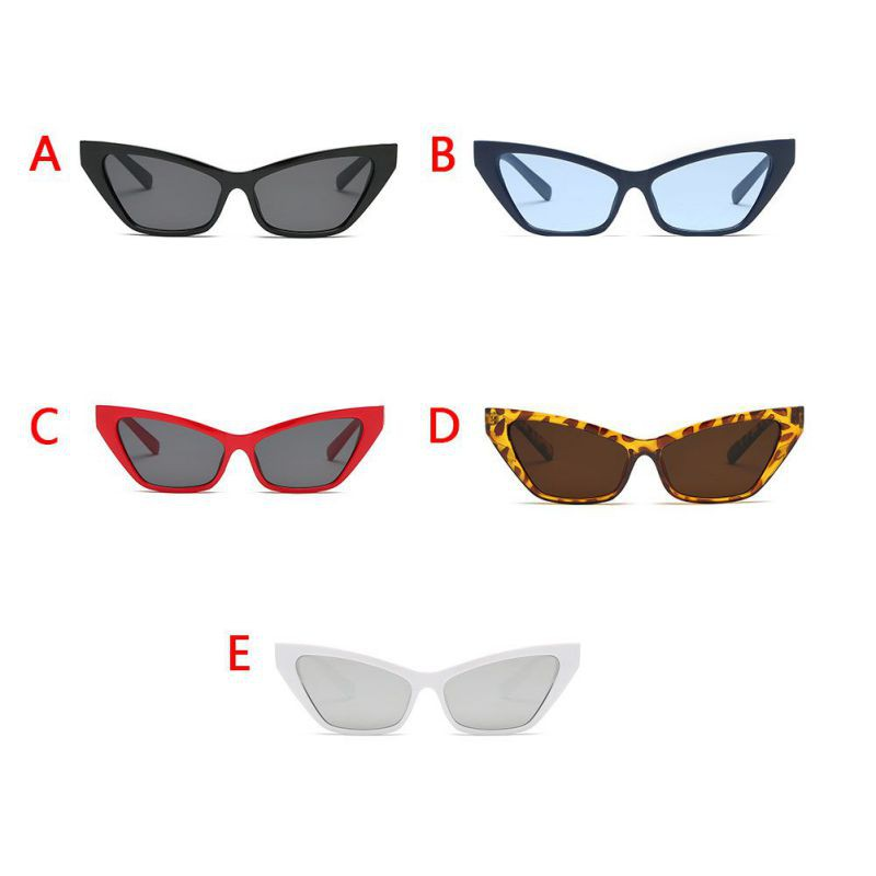 f902b5505903 ProductImage. ProductImage. Women Irregular Retro Polygon Frame Small Sun  Glasses Chic Glasses