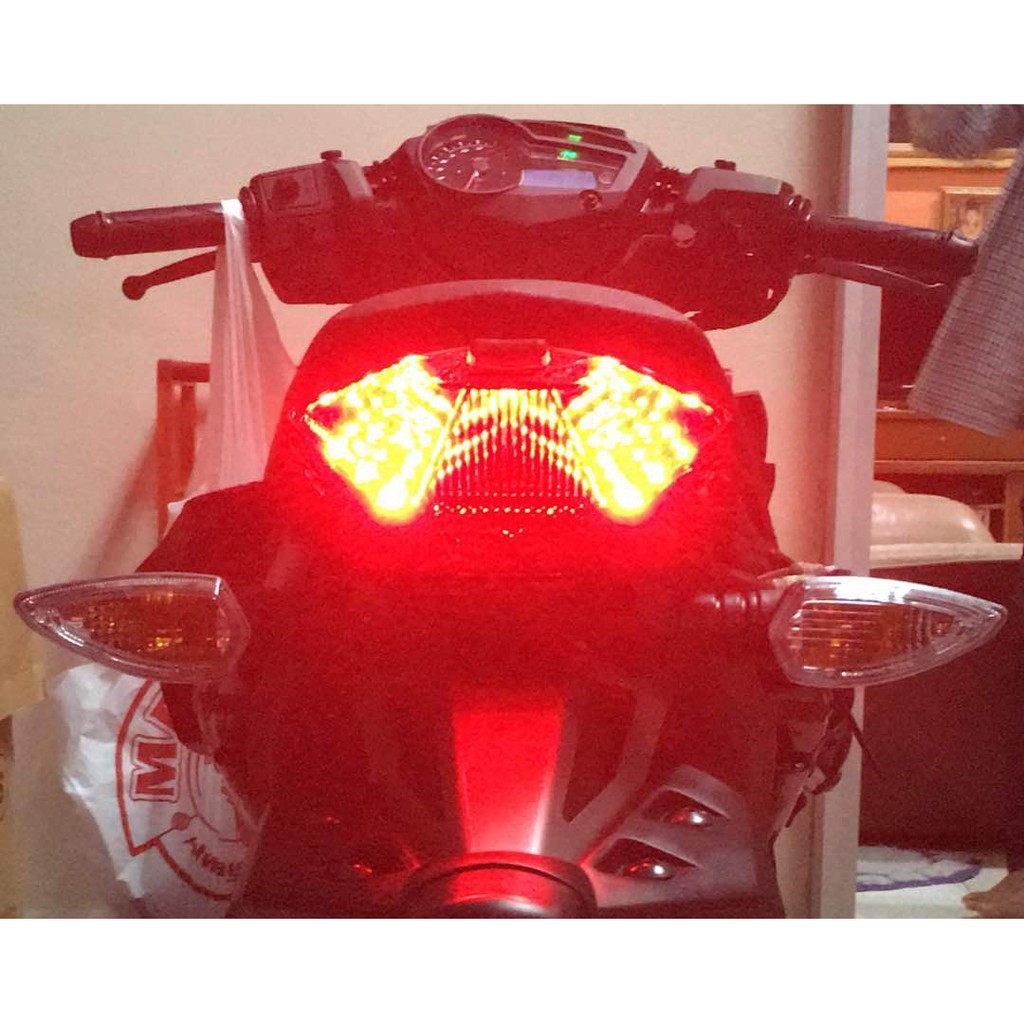 Bulb Led Y15zr: Y15ZR EXCITER REAR LAMP LAMPU BELAKANG