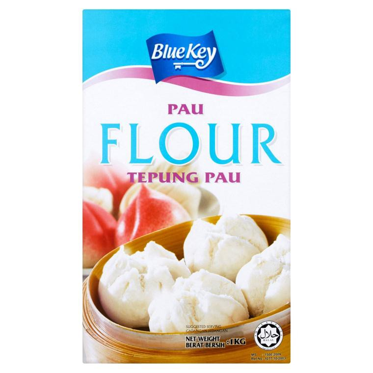 Blue Key Pau Flour (1kg)
