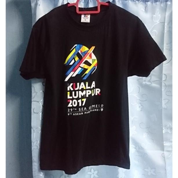 Sukan Sea Kl 2017 Sea Games Official Logo T Shirt Shopee Malaysia