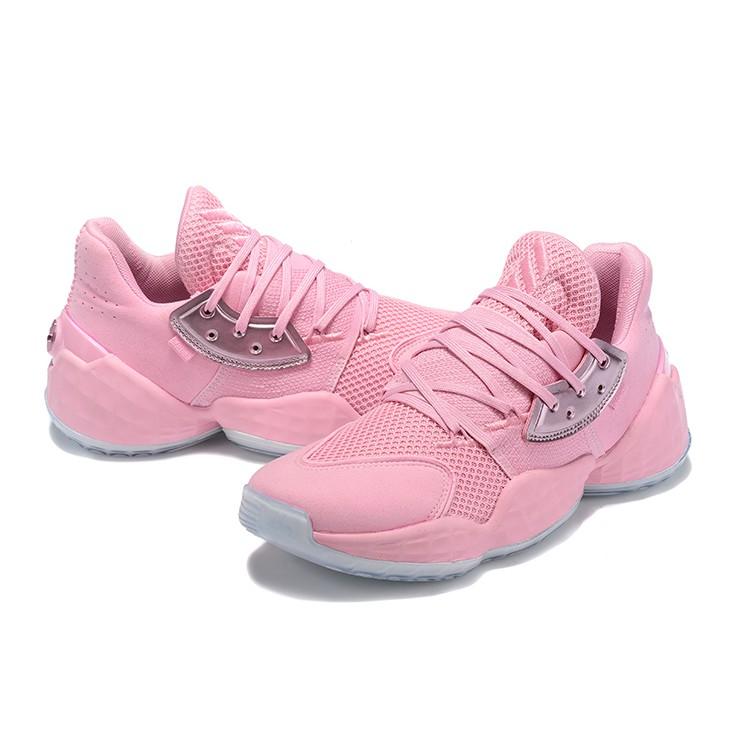 Te mejorarás enero jugar  Adidas Harden Vol. 4 Men's Pink Basketball shoes | Shopee Malaysia