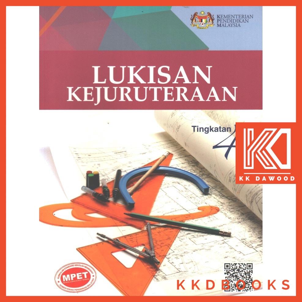 Buku Teks Tingkatan 4 Lukisan Kejuruteraan Shopee Malaysia