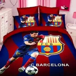Barcelona Lionel Messi Duvet Cover Set Bedding Set Bedroom Set Bedlinen