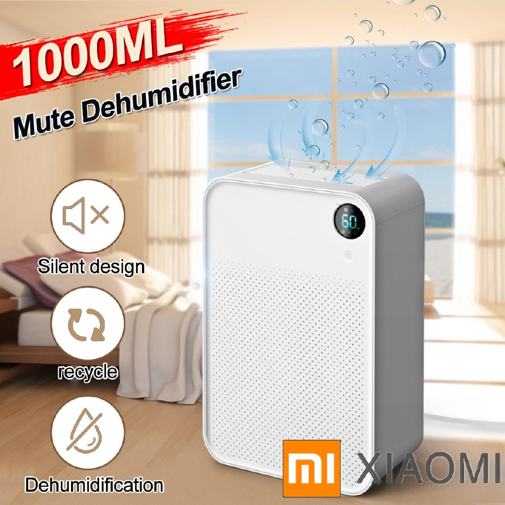 Portable 1000ml 220v Home Dehumidifier Bedroom Basement Air Dryer Mini Moisture Shopee Malaysia