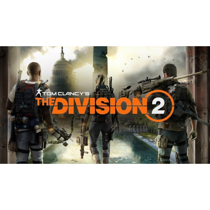 Tom Clancy's The Division 2+ Season Pass (UPLAY)(PC)(ORIGINAL)