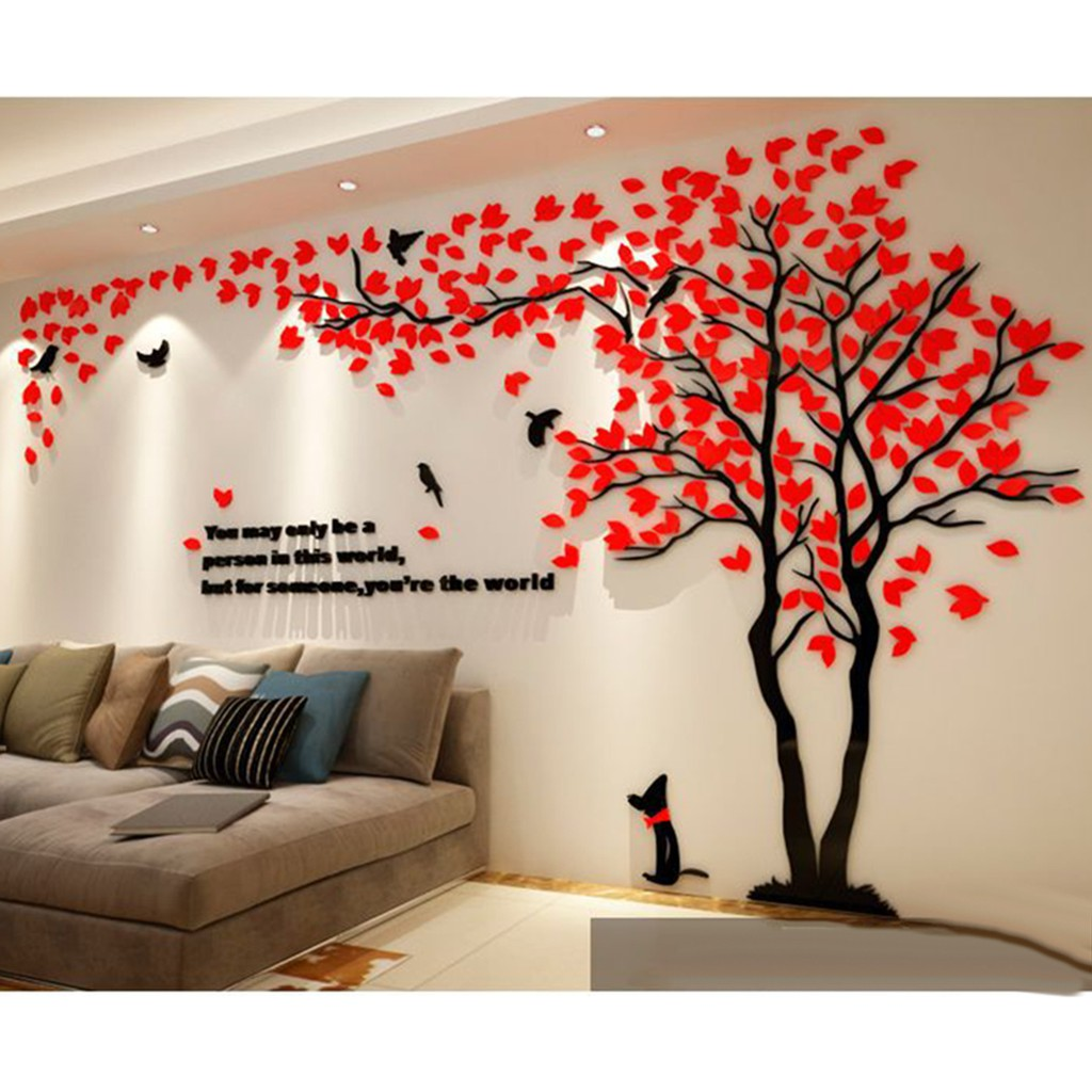 Wall Sticker Prices And Promotions Apr 2019 Shopee Malaysia