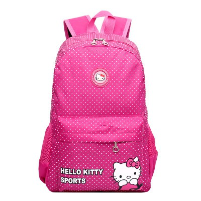 Hello Kitty Cute Style Multifunction Backpack Kid Girls Schoolbag Sport Bag   e72258441e02c