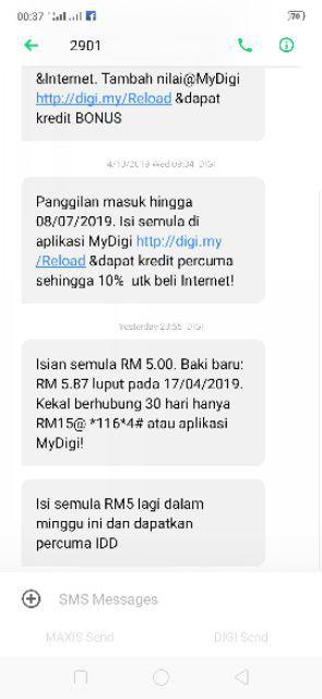 Umobile Top Up RM5 | Shopee Malaysia