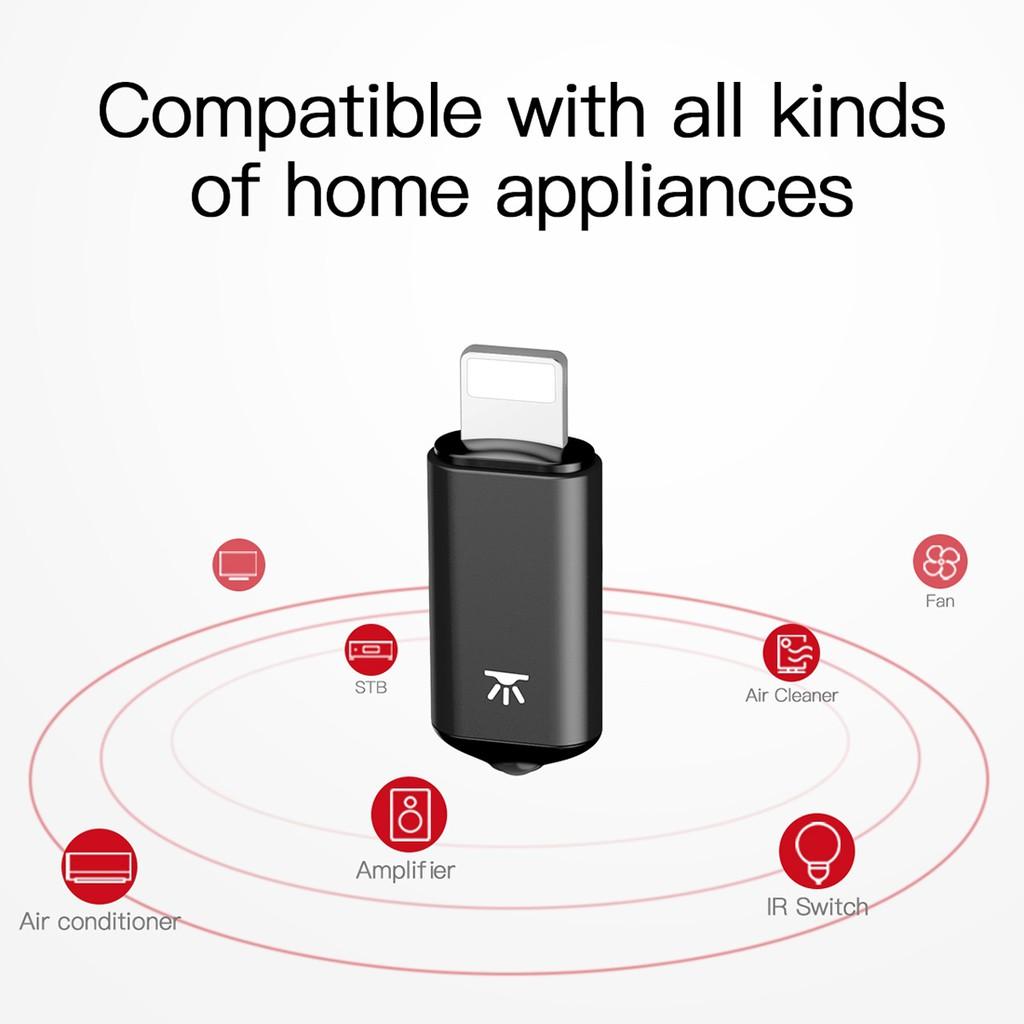 Baseus Universal Wireless Smart IR Infrared Remote Control