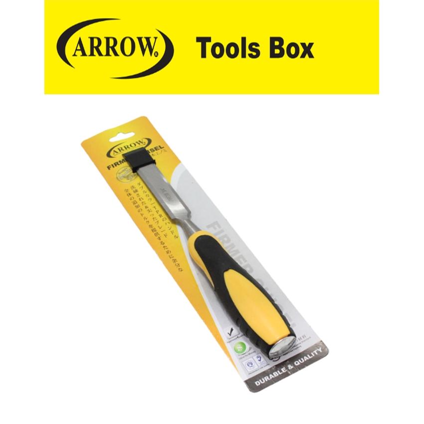 ARROW AR12-AR112 FIRME CHISEL  EASY USE SAFETY MUDAH UNTUK PAKAI SAFETY