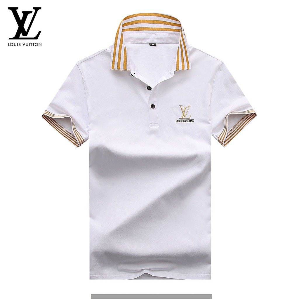 Vuitton Shirt Polo Shirts Prices And Promotions Mens Clothing