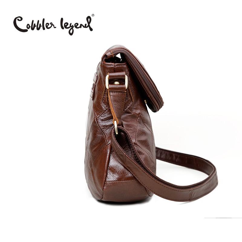 Cobbler Legend Brand Women s Bag Vintage Shoulder Ladies Genuine Leather Bag   b1ff09a904833