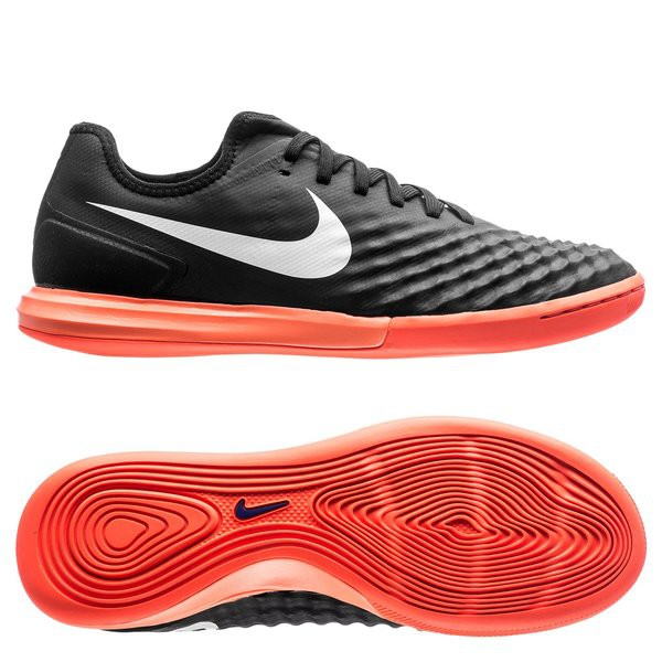 muestra Detenerse productos quimicos  Nike MagistaX Finale II IC Dark Lightning Pack - Black/White/Hyper Orange |  Shopee Malaysia