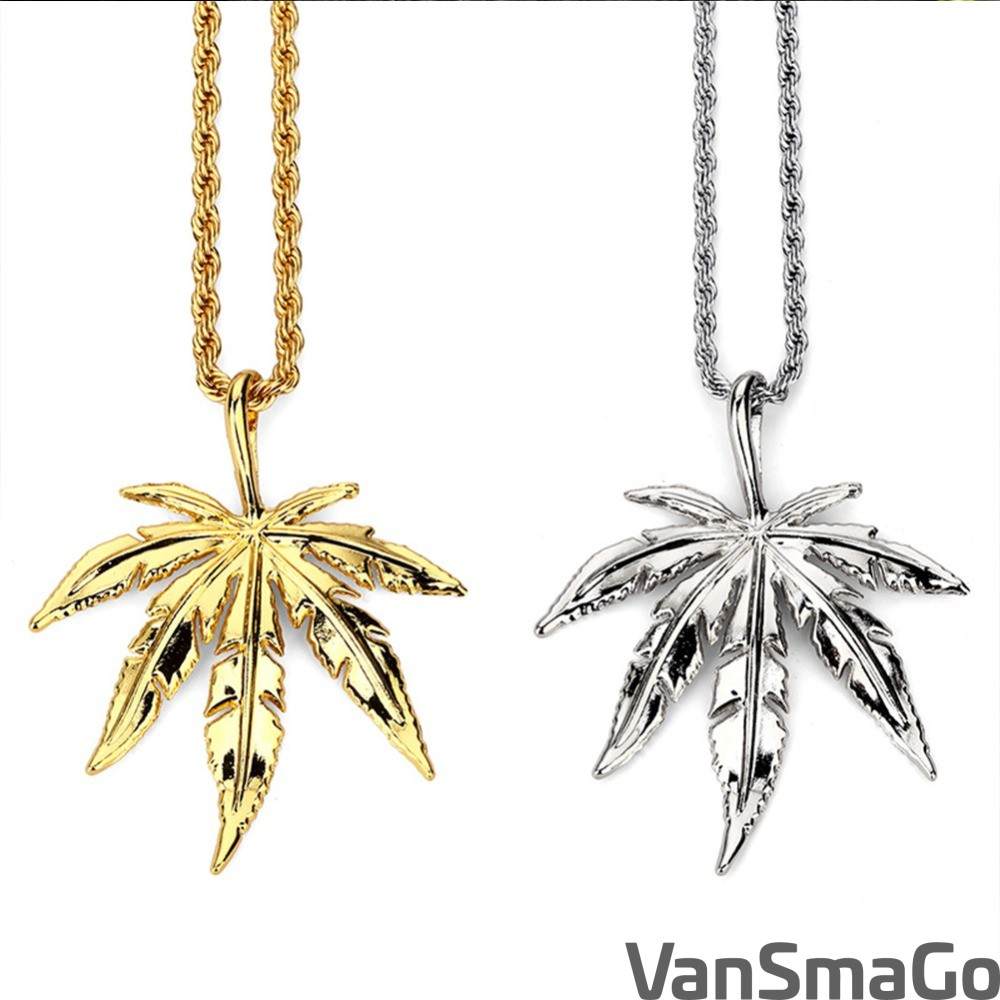 Hip Hop Street Dance Mens Hemp Necklace Alloy Hiphop Necklace Jewelry Gold, Silver ,Jewelry,Gift