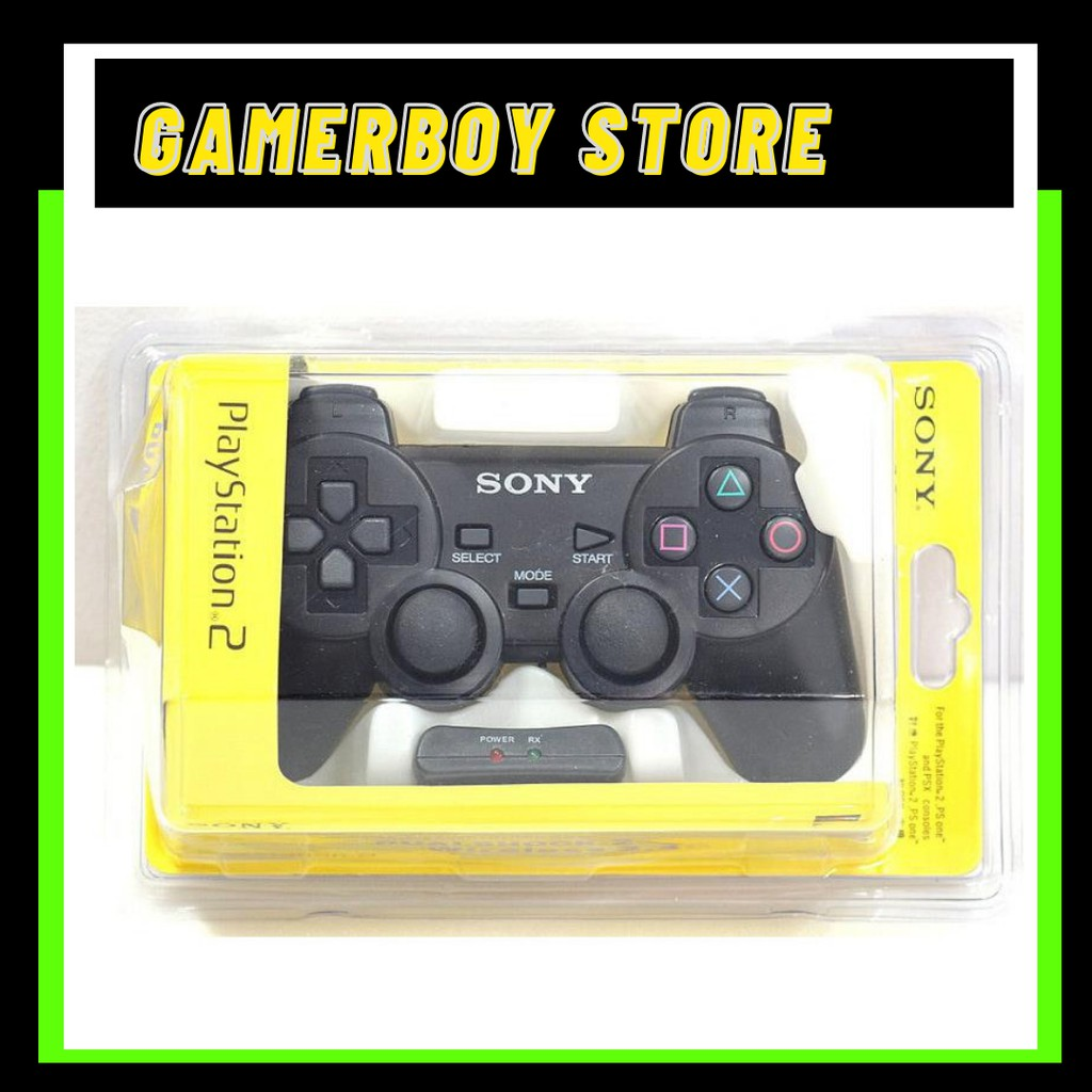 PS2 Dualshock 2 Wireless 2.5Ghz Controller for Playstation 2