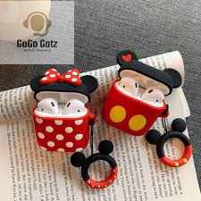 {Ship Out Within 24 Hours} Airpod 1/2 Case - Mickey Mouse Version