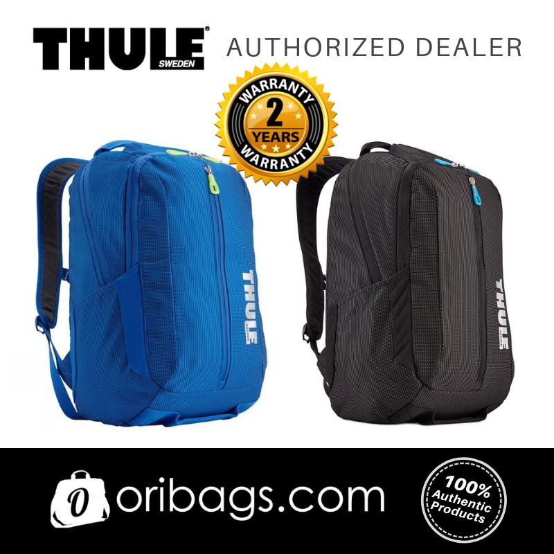 c25a92f0e8c9 Thule Crossover 40L Duffel Pack - Black (2 Year Warranty)
